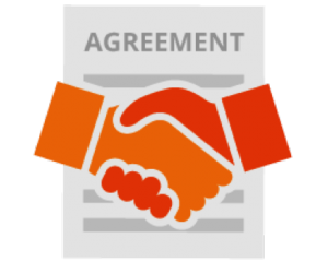 Handshake Agreement Graphic Image