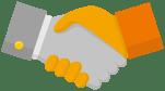 rent to own handshake