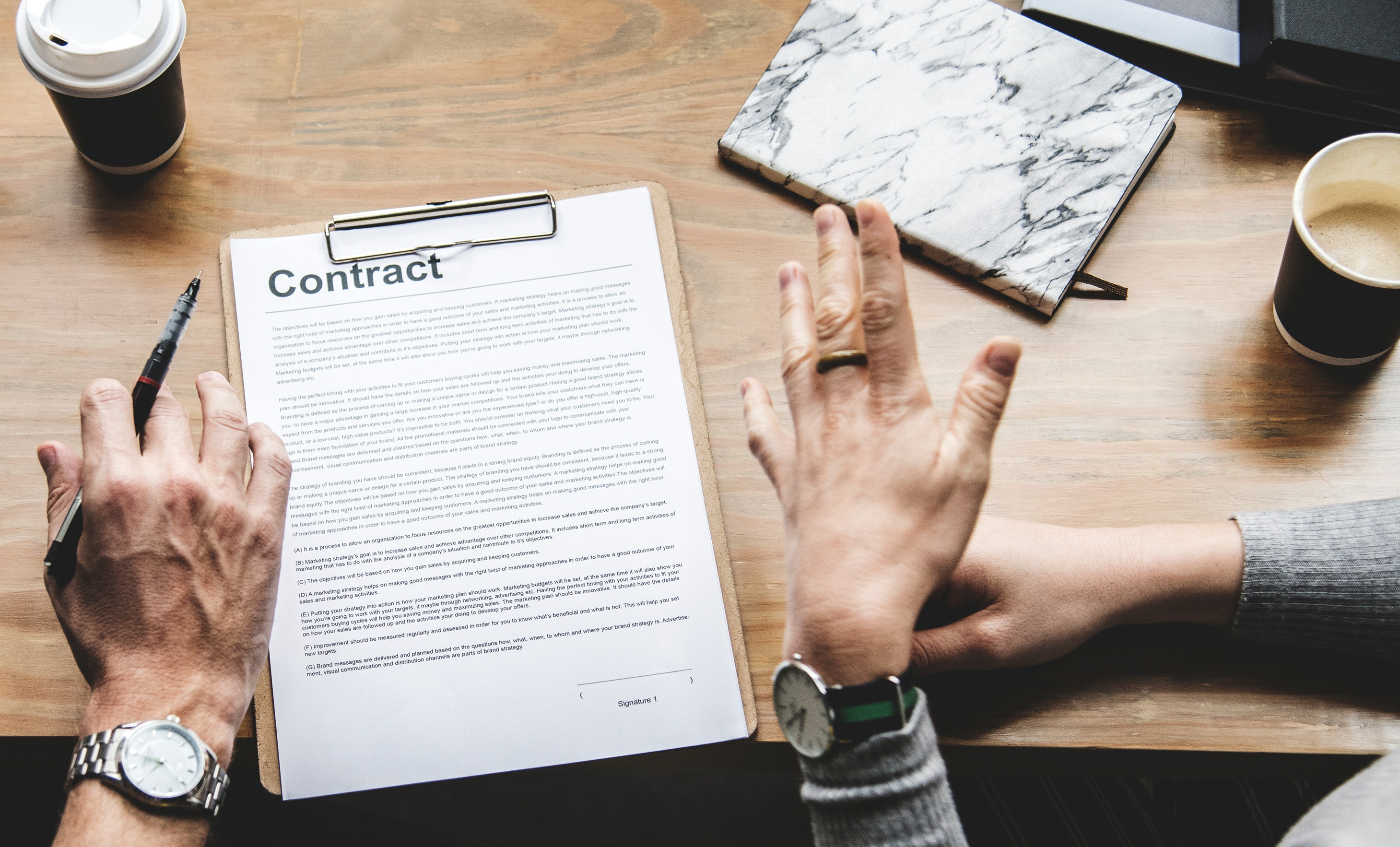 If you're not getting what you were looking for out of the rent to own deal, there are ways you can go about terminating the contract.