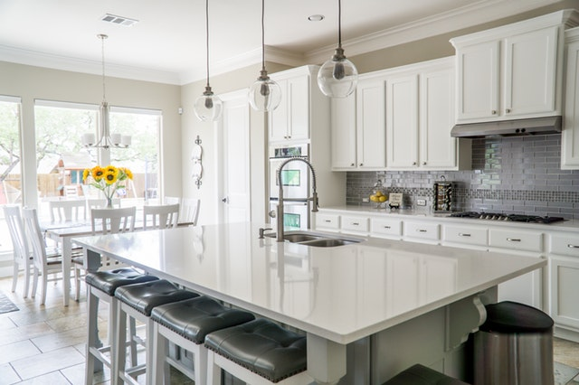 A new kitchen might help your lease-option property appraise for the price you agreed to buy it for.